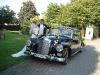 Hochzeitswagen - nach Wunsch geschmückt