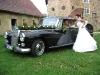 Ein Hochzeitsauto zum Verlieben